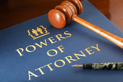 Powers of Attorney Documents Lawyer